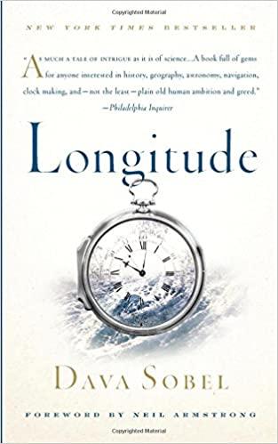 Longitude by Dave Sobel